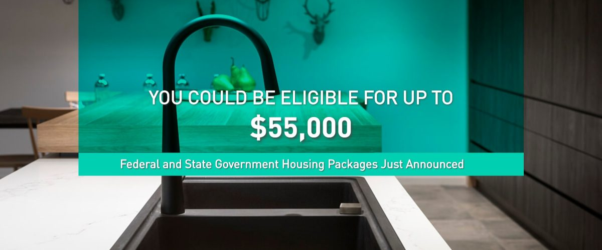 You Could Be Eligible For Up To $55,000